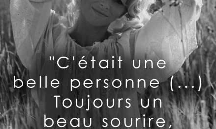 Laurent Gerra à propos de Mireille Darc