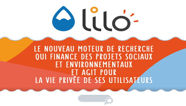 Lilo, le moteur de recherche qui rend le pouvoir aux internautes.