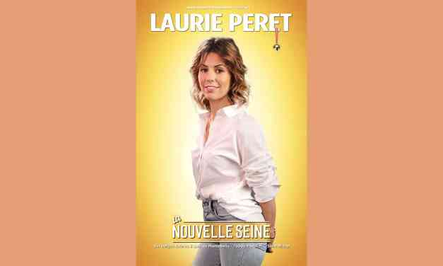 """Laurie Peret, """"desperate housewife"""" version hardcore. On adore!"""