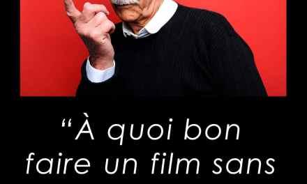 Jean Rochefort nous a quittés. Sa voix et son talent resteront.