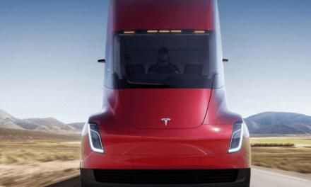 800 km d'autonomie : Tesla dévoile son camion électrique