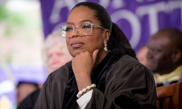 La relation amoureuse par Oprah Winfrey
