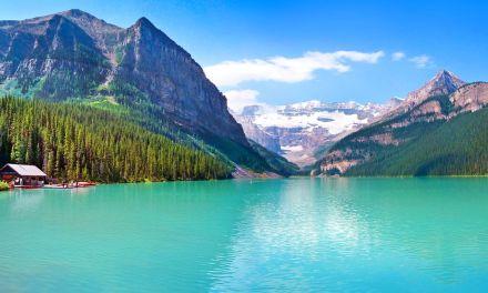 Au Canada, dans la province de l'Alberta, le parc national de Banff est un bijou naturel comme il en existe peu. La preuve en images.
