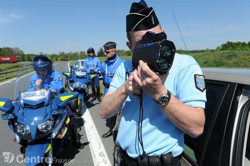 Les gendarmes dévoilent «l'astuce» qui permet d'échapper aux amendes pour excès de vitesse
