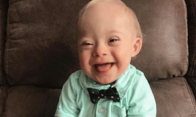 Gerber: Un bébé trisomique est le nouveau visage de la marque