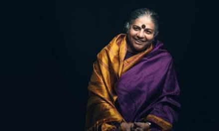 Vandana Shiva sur l'engagement des femmes pour l'environnement et la solidarité
