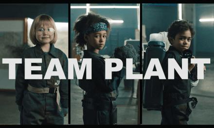 Rejoignez la Team Plant et mangez moins de viande pour sauver la planète