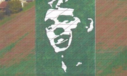 Pour les 40 ans de la mort de Jacques Brel, ils préparent un portrait de 110 mètres de long dans un champ