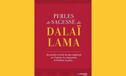 Perles de sagesse du Dalaï-Lama : Ses paroles et écrits les plus inspirants sur l'amour, la compassion, le bonheur, la paix.