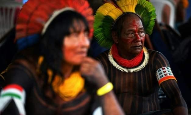 Début à Brasília d'une semaine de mobilisation indigène