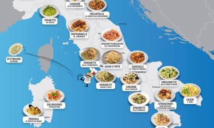 Beautiful Italy vous indique où et quelles pâtes manger!