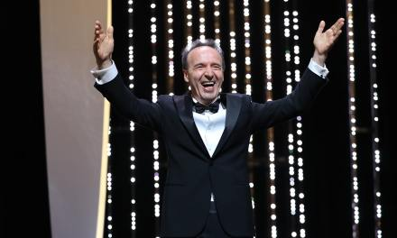 «Je suis plein de joie comme une pastèque»  Le show Roberto Benigni pour son retour sur la croisette !