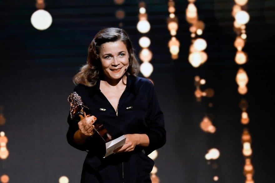 France – Molière de l'humour: Blanche Gardin – On adore!