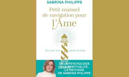 Petit manuel de navigation pour l'Âme,  de la part d'un gardien de phare – Sabrina PHILIPPE