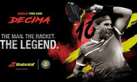 Rafa Nadal: The Man.The Racket. The Legend.