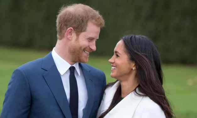 Royal wedding: Suivez la cérémonie en direct