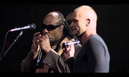 Fragile – Sting & Stevie Wonder