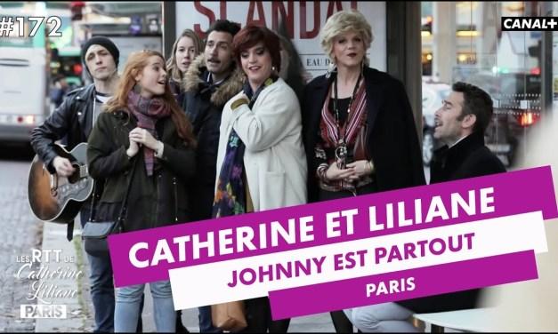 Catherine et Liliane: Pour faire de l'anniversaire de Johnny, un jour férié !