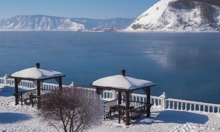 Sibérie : Le lac Baïkal bat tous les records