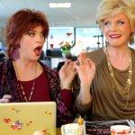 Catherine et Liliane: C'est un léopard ? Ha non, c'est une p*** !