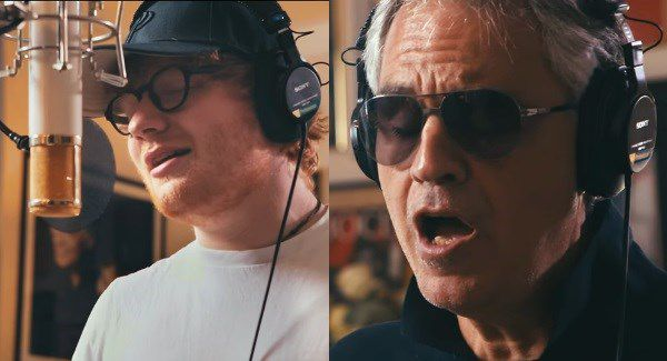 Ed Sheeran – Perfect Symphony (with Andrea Bocelli)