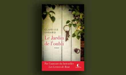 Le jardin de l'oubli – Clarisse Sabard