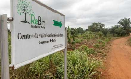 À Houègbo au Benin, « les ordures sont devenues de l'or »