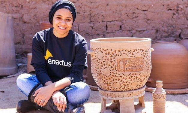 Maroc: ce frigo du désert conserve les aliments au frais sans électricité.