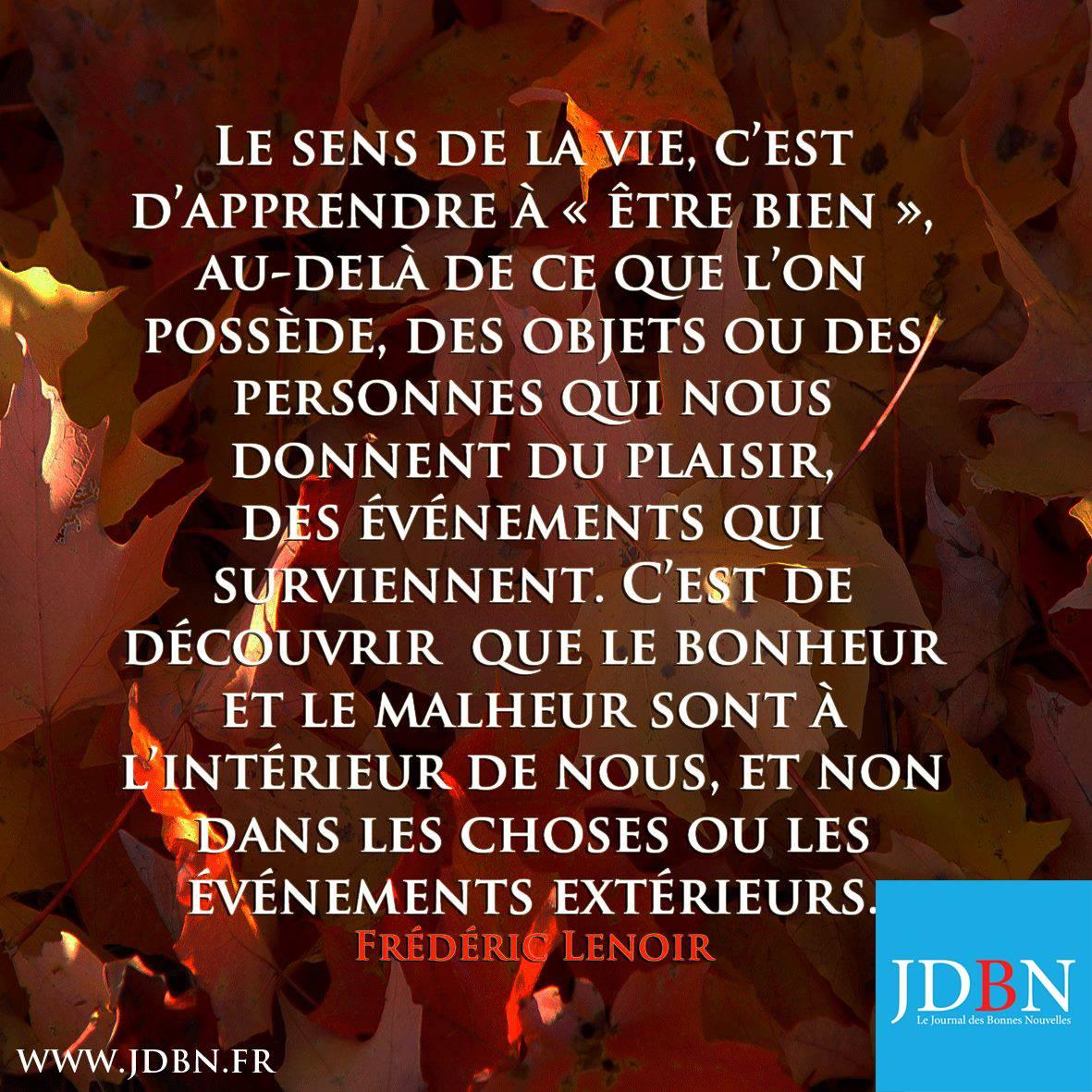 Bon Mardi 9 Octobre à toutes et à tous de la part du JDBN