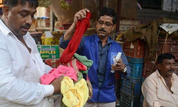 En patrouille avec les escouades « antiplastique » de Bombay