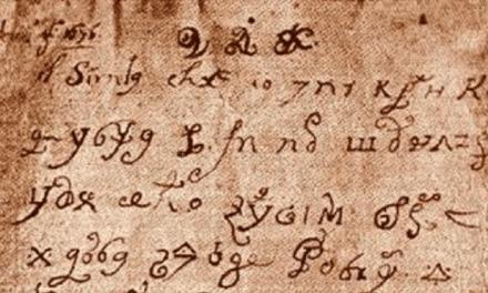 Une lettre signée Satan ? Des chercheurs ont réussi à décrypter une étrange lettre datant de 300 ans.