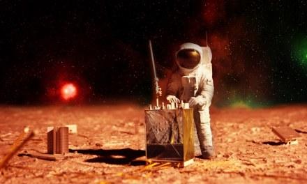 Peut-on vivre sur Mars avec un masque à oxygène ?