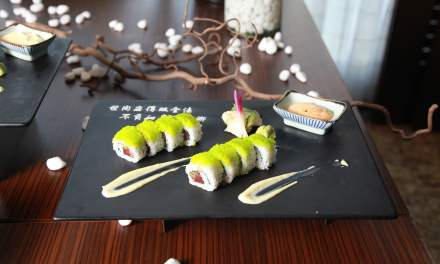 D'où viennent les sushis ?