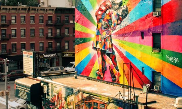 STREET ART CITIES, L'APPLI QUI RECENSE LES ŒUVRES URBAINES