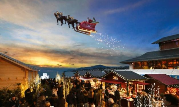 Suisse – Et pendant ce temps, à Montreux…