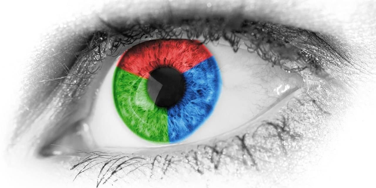 Grâce à ces lunettes, ces gens atteint d' achromatopsie, voient les vraies couleurs du monde pour la première fois …