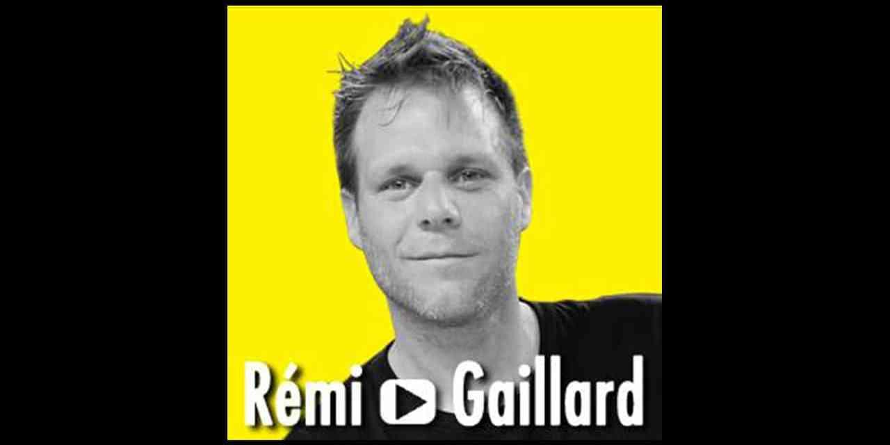 """Rémi GAILLARD – « J'accuse » – Bientôt 5 millions de vues! Le clip qui dérange mais que tout le monde regarde en se disant: """"c'est pas faux""""."""
