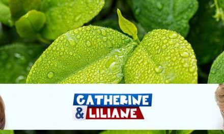 Catherine et Liliane: N'utilisons plus de bouteilles en plastique !