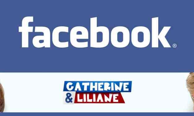 Quand Catherine et Liliane ont peur de Facebook !