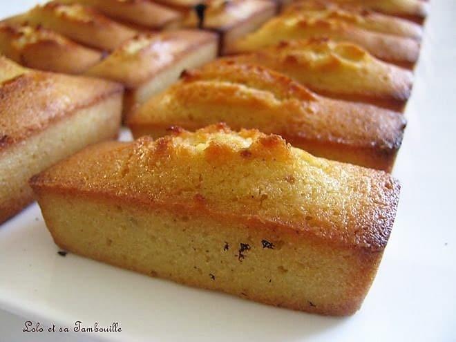 Pourquoi appelle-t-on ce petit gâteau aux amandes « financier » ?