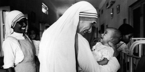Prière de Mère Teresa : « La vie est la vie » – Bonne année 2019 à toutes et à tous!