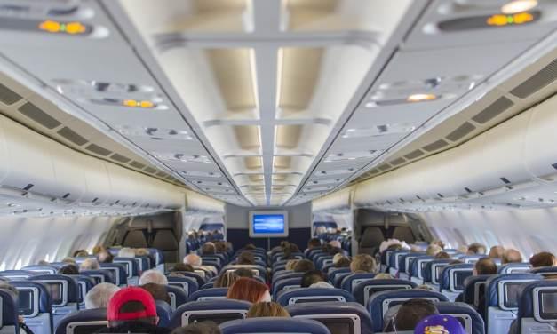 La peur de l'avion expliquée
