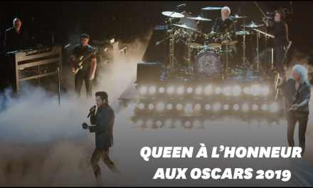 Aux Oscars 2019, Queen et Adam Lambert enflamment la salle