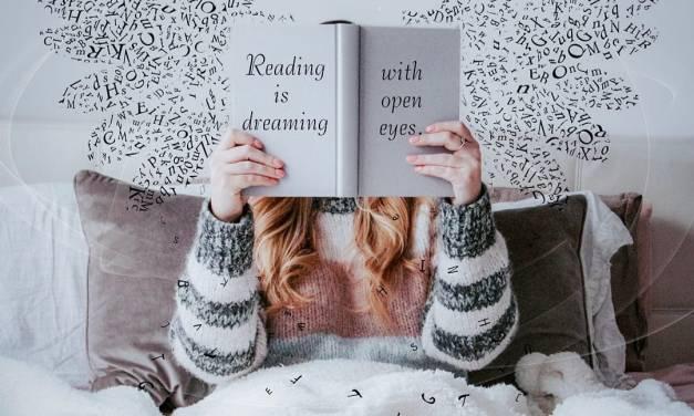 Lire c'est rêver les yeux ouverts. ©StéphaniePaquot
