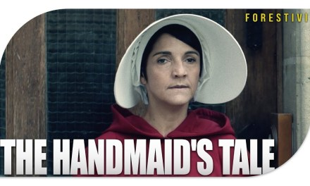 Florence Foresti – THE HANDMAID'S TALE MADE IN FRANCE