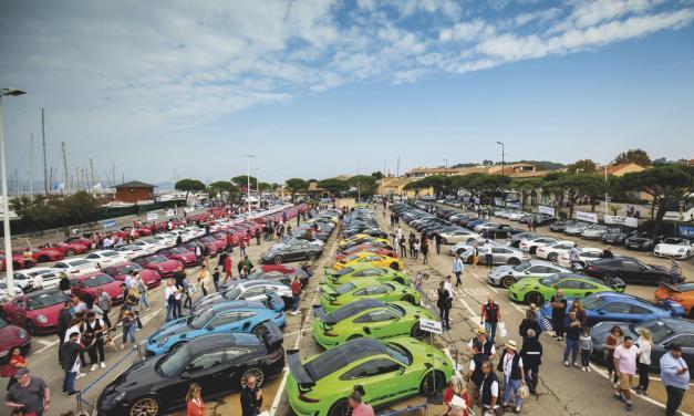 Le 1er Festival Porsche débute ce vendredi à Cannes