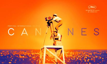 L'affiche officielle du 72e Festival International du Film de Cannes dévoilée. Hommage à Agnès Varda.