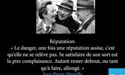 Jean-Pierre Marielle – La réputation