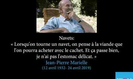 Jean-Pierre Marielle – Navets