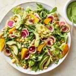 Grande belle salade d'été